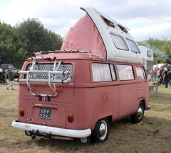 GPF 233J (2) (Nivek.Old.Gold) Tags: 1971 volkswagen dormobile camper 1597cc earlybay