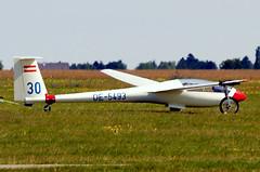 OE-5493   Rolladen-Schneider LS-7WL [7105] Wiener Neustadt-West~OE 12/07/2009 (raybarber2) Tags: 30 7105 airportdata austriancivil cn7105 filed flickr glider loxn oe5493