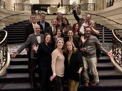 Outgoing Board of Governors FUN (ACRM-Rehabilitation) Tags: chicago acrmannualconference acrm2019 medicalassociation continuingeducation interdisciplinary rehabilitationresearch research scientificresearch americancongressofrehabilitationmedicine acrm cmeceus acrmboardofgovernors