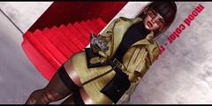 #179 ♔ (lLipsya ♡) Tags: glam affair glamaffair skin genus baby face mocap hangry kustom9 event tacos food mexico mexican eyes euphoric lipgloss ks backdrop mood color red mila sintiklia hair spirit outfit yellow black 3d sl bento llipsya blogger kali bbg curvy fat ass curves cute avanti glasses gold blogpost fashion mode moda french femme mujer woman pumec sponsors glow