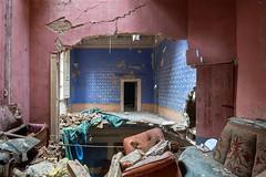 (ilConte) Tags: abbandono abandoned decay castello castle schloss