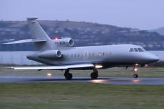 Dassault Falcon 900C PH-STB Exxaero (Mark McEwan) Tags: dassault falcon falcon900 falcon900c phstb exxaero bizjet aviation aircraft airplane dundee dundeeairport dnd