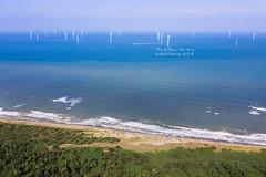 離岸風電 (Jennifer 真泥佛 * Taiwan) Tags: 離岸風電 台灣 電力 風車 空拍 offshorewindpower 洋上風力