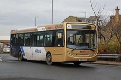 Photo of Midland Bluebird Ltd -  67777 - SN62AXW; Park Street, Falkirk; 16-11-2019