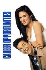 Career Opportunities (1991) (rogerbriant1993) Tags: departmentstore dreamgirl janitor liar nightshift rollerskating target