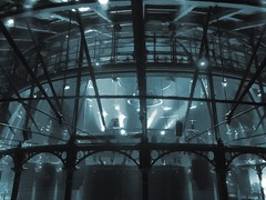 The Roundhouse (mark.griffin52) Tags: england london camden theroundhouse interior victorian musicvenue venue railwaybuildings roundhouse architecture building