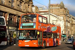 Photo of First 35010 MXZ3375 Edinburgh 28 October 2019
