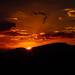 Sunset in Cienfuegos, Cuba