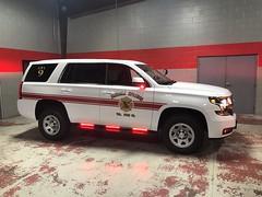Mardela Springs EMS 9 (LeafsHockeyFan) Tags: ems chaseunit als chevrolettahoe station9 firedept ems9 paramedics maryland mardelasprimgs