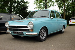 1966 Ford Cortina (Dirk A.) Tags: gha919d 1966 ford cortina explored 18112019 exploredon18112019