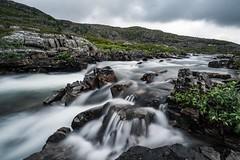 Fluss Nordkyn (florian_kopp2204) Tags: natur nature landschaft nordkyn flow fliesen longexposure langzeitbelichtung wasser fluss river water vollformat fullframe 24mm festbrennweite primelense d750 nikon norway norwegen