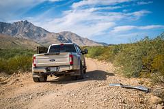 Lost Bumper (Brad Prudhon) Tags: 2019 arizona fryemesa october dirtroad offroad