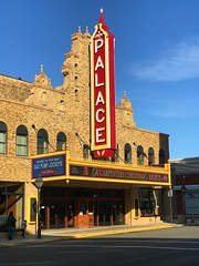 palace theater (brown_theo) Tags: places historic register national nrhp theater 1928 movie architecture eberson ohio marion lisarock carpenters christmas palace atmospheric spanish revival arts