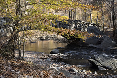 Boulder Bridge - Rock Creek Park (dckellyphoto) Tags: rockcreekpark washingtondc 2019 districtofcolumbia park bridge boulderbridge dc fall autumn stream