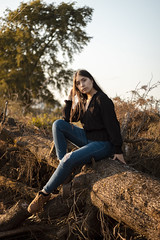 IMG_3170 (Pablo_sc) Tags: woman portrait retrato canon canon1300d canont6 50mm yongnuo womanportrait girl womanphotografy primavera orange nice naranja natural light naturallight