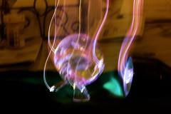 Having A Ball (Andy Zito) Tags: magick crystal ball harry potter light waves bending flash