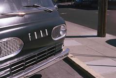 Ford Van (Will Kimeria) Tags: ford kodak portra kodakportra400