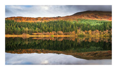 Llynnau Mymbyr Reflections (Rich Walker Photography) Tags: llyn reflections snowdonia wales lake lakes landscape landscapes landscapephotography clouds trees tree canon efs1585mmisusm eos eos80d