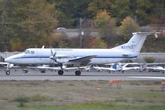 N31703 (LAXSPOTTER97) Tags: ameriflight n31703 beech 1900 c cn ub10 aviation airport airplane kbfi