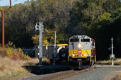 CP 7010 (shawn_christie1970) Tags: minneapolis minnesota unitedstatesofamerica heritage emd sd70acu cp197 cp7010 cp7015 cpr cpwithrowsub canadianpacificrailway train fall railroad