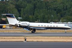 2019_08_21 KBFI-5 (jplphoto2) Tags: bfi g4 gulfstream jdlmultimedia jeremydwyerlindgren kbfi n284dd aircraft airline airplane airport aviation