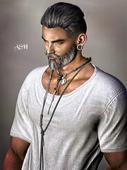 No847 (ashraf rathmullah) Tags: necklace mandalakotowari shirt rkkn evan anthem