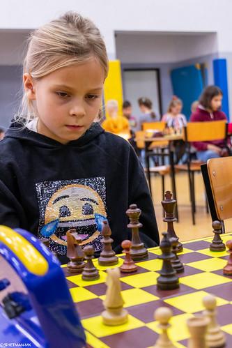 II Turniej Szachowy dla Niepodległej-88