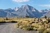 Sierra view from Hot Creek