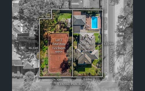 1 (Lot 2) Kingston Street, Malvern East VIC
