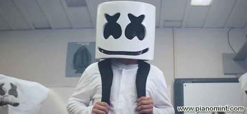 Marshmello fan photo