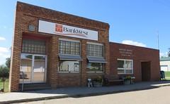 Bank and Post Office 57576 Block (Vivian, South Dakota) (courthouselover) Tags: southdakota sd postoffices banks lymancounty vivian westriversouthdakota greatplains northamerica unitedstates us