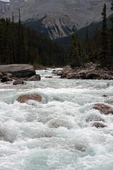 River to Mountains (JB by the Sea) Tags: banff banffnationalpark alberta canada september2019 rockymountains rockies canadianrockies icefieldsparkway highway93 mistayacanyon mistayariver