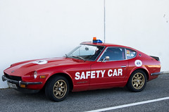 "DATSUN 240 Z 1971 ""Safety Car"" (Manolo Serrano Caso) Tags: datsun 240 z 1971 safetycar fairlady"