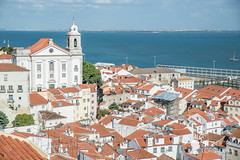 Lisbona dall'alto, Portogallo (Pianeta Gaia Viaggi) Tags: portogallo portugal lisbona lisboa