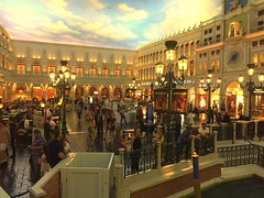 Las Vegas Strip - The Venetian (wyliepoon) Tags: las vegas strip paradise nevada boulevard hotel casino resort venetian venice grand canal shoppes shopping mall