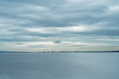 Photo of Looking across the Mersey towards Stanlow