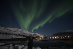 BA0I0570 (Clare Forster) Tags: tromso norway arctic winter november 2019 aurora aurorahunting northern lights