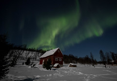 BA0I9732 (Clare Forster) Tags: tromso norway arctic winter november 2019 aurora aurorahunting northern lights