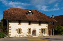 Kornhaus in St. Niklaus (daniel.streit) Tags: kornhaus stniklaus koppigen emmental schweiz
