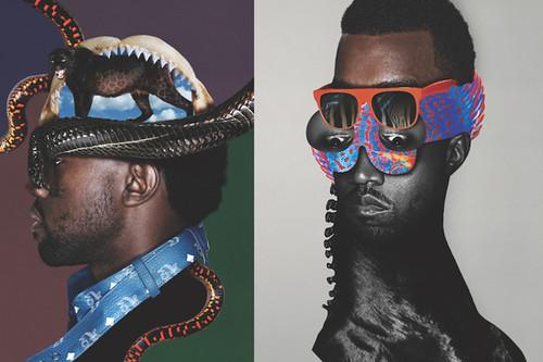Kanye West fan photo