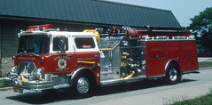 NJ Saddle Brook Engine 2 1972 Mack CF 1250/500 (adelaidefire) Tags: nj saddle brook engine 2 1972 mack cf 1250500