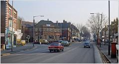 The Mermaid, Stratford Road (B19/04) (geoff7918) Tags: mermaidpub president stratfordroad warwickroad vauxhall mini fishchips