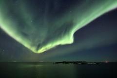 Aurora Iceland 26.10.2019 #36 (ragnaolof) Tags: northernlights auroraborealis iceland húnaflói steingrímsfjörður strandir drangsnes grímsey night sky stars nature landscape longexposure
