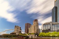 Melbourne (Thunder1203) Tags: canonaustralia canoncollective victoria city hdr longexposure melbourne niceday skyline weather yarrariver