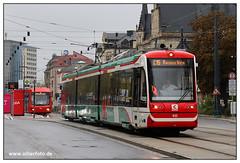 Tram Chemnitz - 2019-14 (olherfoto) Tags: bahn triebwagen chemnitz citylink tram tramcar tramway villamos strassenbahn strasenbahn cvag citybahn