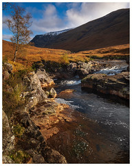 River Etive, Scotland(3) (S.R.Murphy) Tags: glenetive highlands landscape lochetive oct2019 scotland riveretive outdoor nature mountain water rive tree fuji fujifilmxt2 fujifilmxf1024mm lee06ndgrad ngc glencoe river riverbank