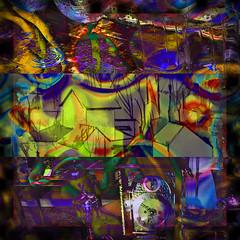 Tripartito (seguicollar) Tags: art arte artedigital texturas virginiaseguí imagencreativa photomanipulation filterforge