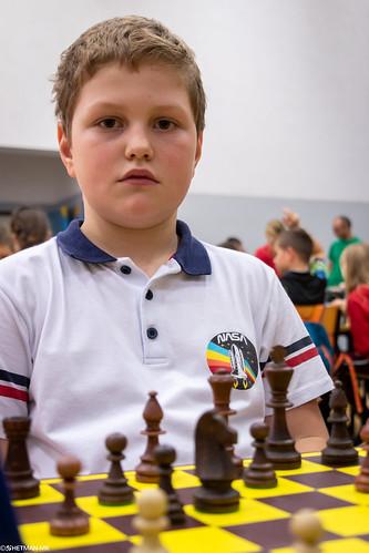 II Turniej Szachowy dla Niepodległej-93