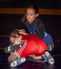 """2019 Aspull Warriors Competition (on_the_mat_uk) Tags: onthematuk onthemat canon """"eos 5d mark iv"""" uk wrestling wrestle wrestler competition freestyle britishwrestling sport indoor 2019 """"aspull warriors tournament"""" """"robin park sports centre"""" wigan england unitedkingdom"""