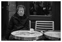 DSCF5397 (srethore) Tags: photo de rue street bw candid people meike 35mm